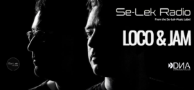 6:00 PM : Se Lek Radioshow With : Loco & Jam